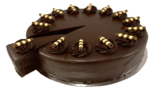 "Mud Cake (10"")"