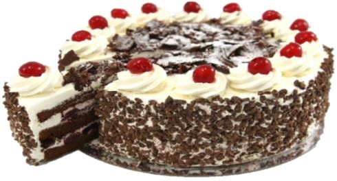 "Black Forest Torte (10"")"