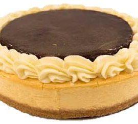 "Blueberry Baked Cheesecake (10"")"