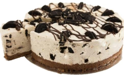 "Cookies & Cream Cheesecake (10"")"