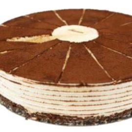 """Tiramisu Cake (10"""")"""