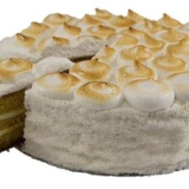 "Pineapple Mousse Gateaux (10"")"