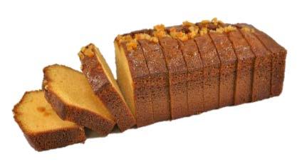 Fruit Breads Sliced