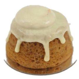 Sticky Banana & Caramel Cake Petit