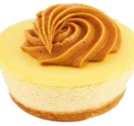 Caramel Petit Cheesecake