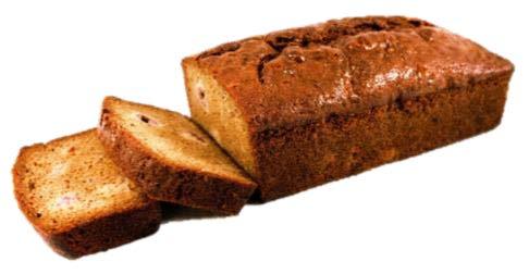 Pear & Raspberry Bread