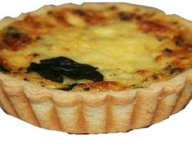 Quiche Lorraine (Single Serve)