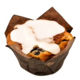 Blueberry Lemon & Yoghurt Muffin