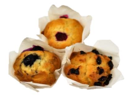 Mini Muffins Assorted Flavours
