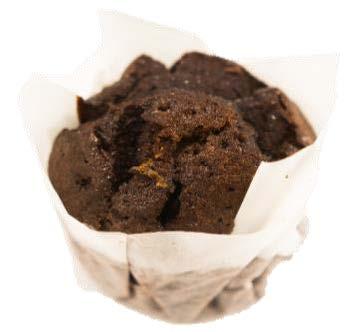 Turbo Chocolate Muffin