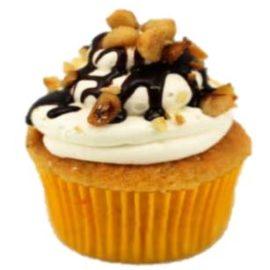 FL Macadamia Vanilla Cupcakes