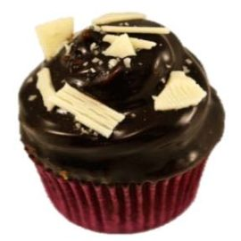 Triple Shades of Chocolate Cupcakes