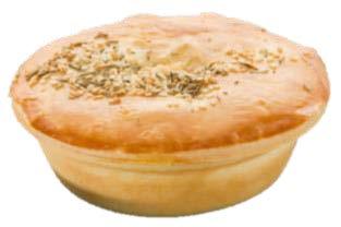 Lamb & Rosemary Pie (Single Serve)