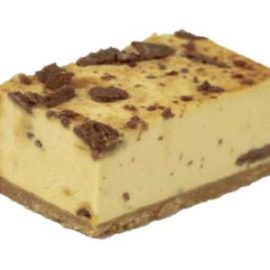 Honeycomb Mousse Slice