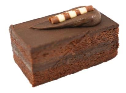 Mud Cake Slice