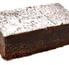 Chocolate Fudge Brownie Slice