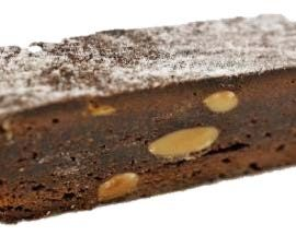 Chunky Almond Brownie