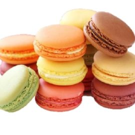 Macaroons (Mixed Flavours)